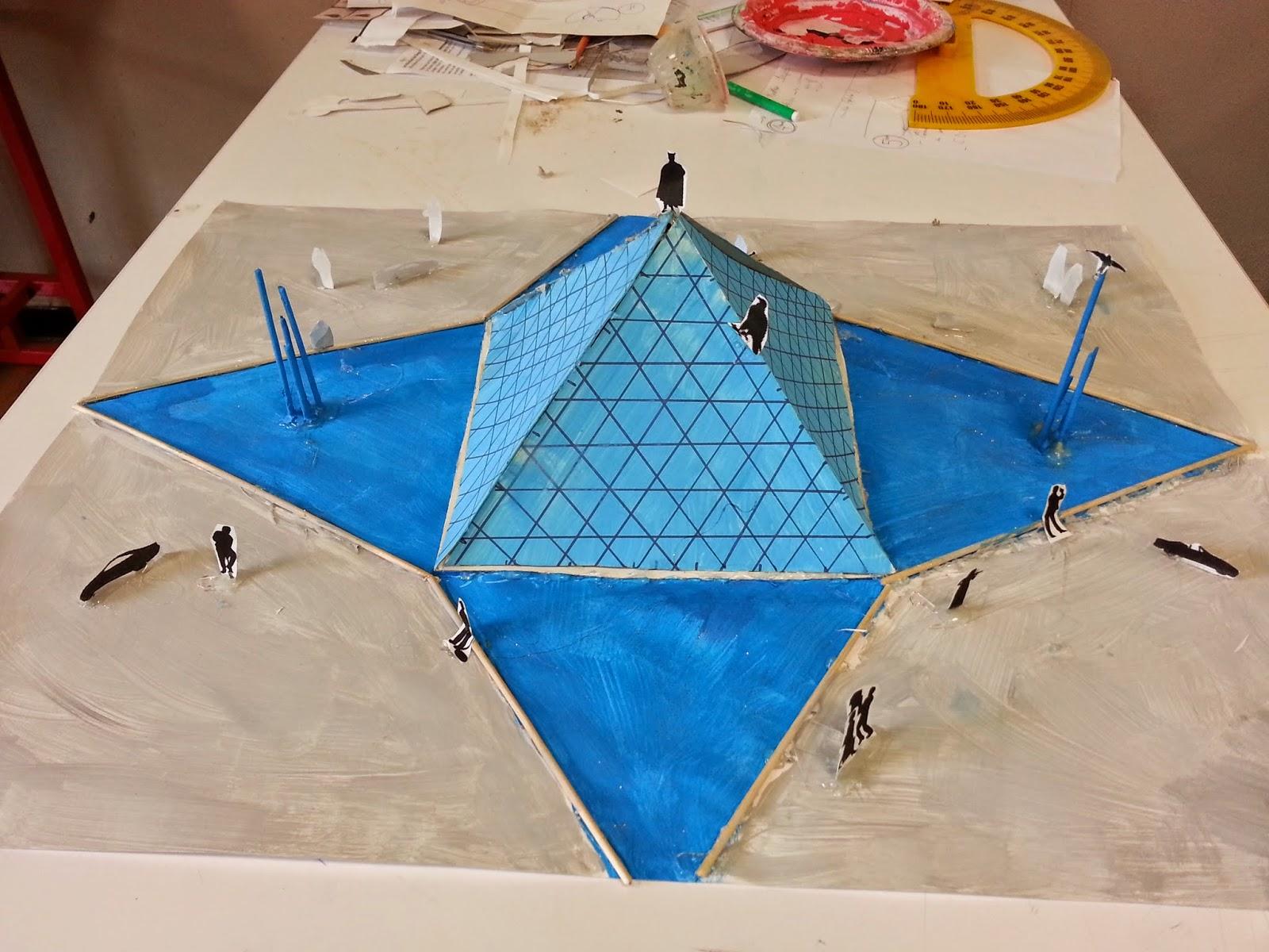 atelier petit architecte pyramide du louvre nouveau5 12 ans vendredi 27 octobre10h30 12h00. Black Bedroom Furniture Sets. Home Design Ideas