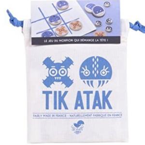 Les Jouets Libres - Jeu Du Morpion Tik Atak Amazon.fr Livres