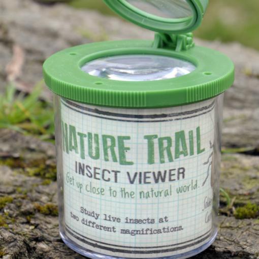 Visionneuse De Loupe A Insecte Nature Trail
