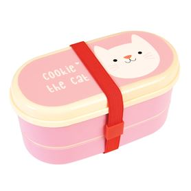 BENTO BOX COOKIE THE CAT