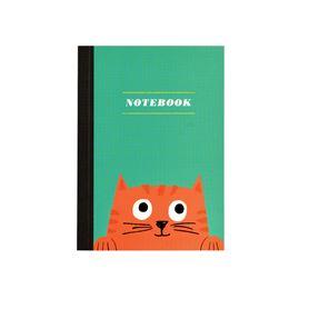 CARNET DE NOTES A 6 CAT
