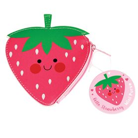 PORTE MONNAIE STRAWBERRY