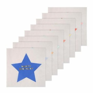 SERVIETTES JAZZ STARD GM