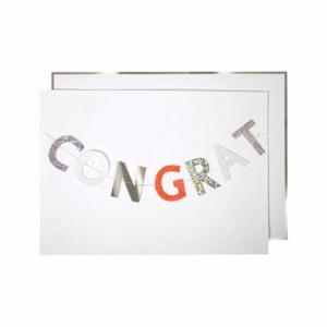 carte congratulations