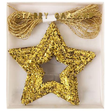 starry garland meri meri